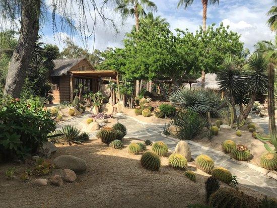 El Jardín de Los Adobes, mostrar a la comunidad la arquitectura y diseño del jardín